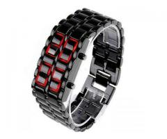 Delivery to all over the pakistan casio beside with leather straps