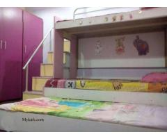 Baby bed 3 in 1