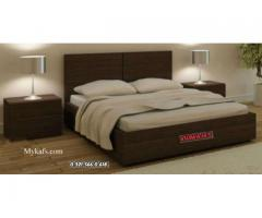 Excellent Quality Bed with side Table ~KhaWajA's iNteRioR~ FiX PricE