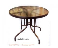 Outdoor Table Glass Top