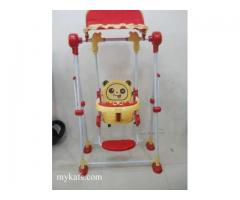 Garden Swing Chair Panda Style for Kids, Bacho ka jhola, kids toys