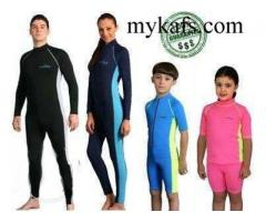 Swimming costumes islamic full body covered