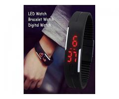 Super Fit LED Sports Watch