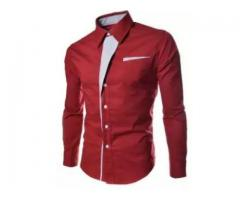 INCERUN Men Bussiness Casual Shirts