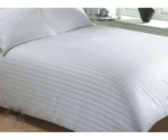Double Satin Bed Sheet