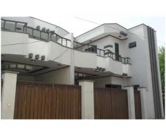 5 Marla Double Story House