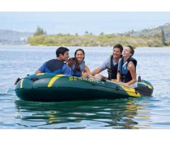 Intex Seahawk 4 Inflatable Boat
